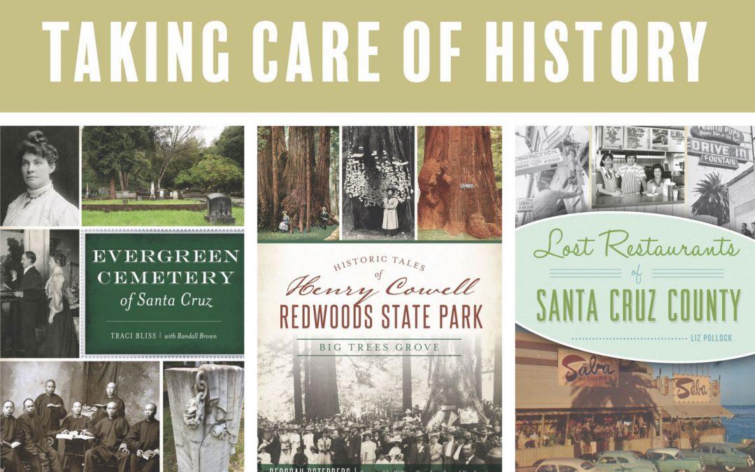 Taking Care of History: Evergreen Cemetery of Santa Cruz
